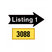Solid Tiny Listing 1 Arrows 1/2 Left-1/2 Right